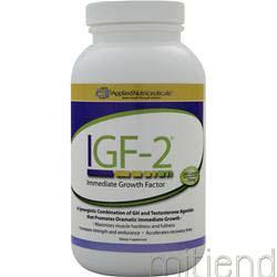 IGF-2 240 caps APPLIED NUTRICEUTICALS