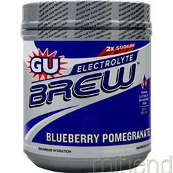 Electrolyte Brew Blueberry Pomegranate 910 gr GU