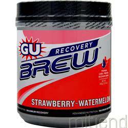 Recovery Brew Strawberry-Watermelon 840 gr GU