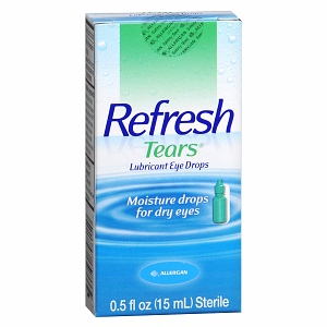 Clear eyes Eye Drops for Moderate to Sever Dry Eyes, Plus Redness Relief 0.5 fl oz (15 ml)