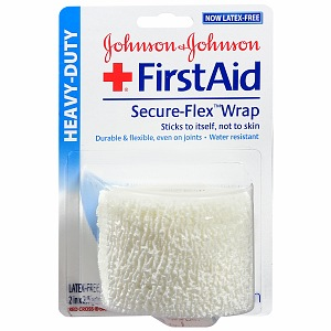 Ace Self-Adhering Elastic Bandage, Model 207461, 3 inches 1 ea