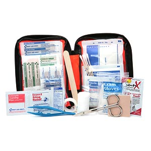 First Aid Only All Purpose First Aid Kit, Hard Kit, 200 Piece 1 ea