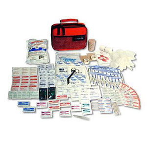 Easy Care Outdoor + Travel First Aid Kit 1 ea