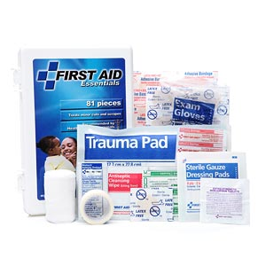 Easy Care All Purpose First Aid Kit 1 ea