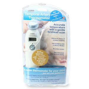 Exergen Comfort Scanner Temporal Thermometer 1 Each
