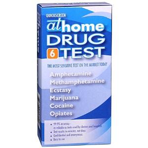FirstCheck Home 12 Drug Test 1 ea