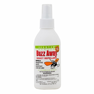Buzz Away Insect Repellent Towelettes Extreme 12 ea
