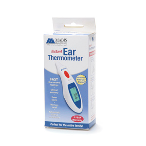 Vicks OneSecond Ear Thermometer Disposable Probe Covers 40 ea