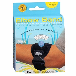 FUTURO Elbow Support with Pressure Pads, Small 1 ea