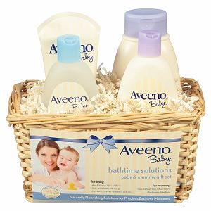 Aveeno Baby Baby Daily Bathtime Solutions Gift Set
