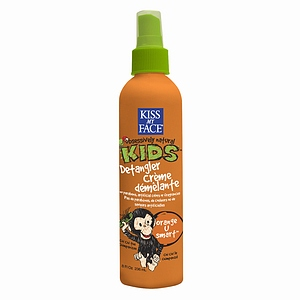 Kiss My Face Kids Detangler Creme 8 oz