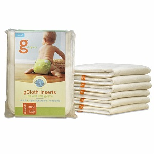 gDiapers gCloth Inserts