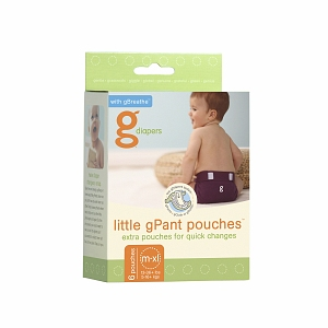 gDiapers Little gPants Pouch