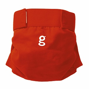 gDiapers Little gPants Fortune Red