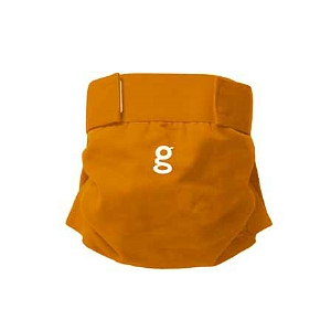 gDiapers Little gPants Great Orange Small
