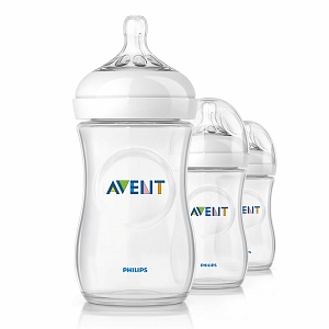 Avent Natural 9oz Bottles (PP)