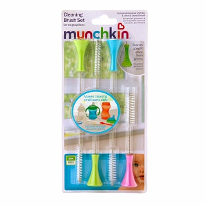 Munchkin Cleaning Brush Set 1 ea
