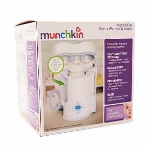 Munchkin Night & Day Bottle Warmer & Cooler 1 ea