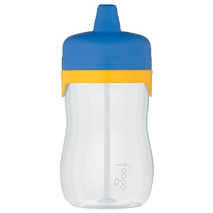 Foogo Plastic Soft Spout Sippy Cup 1 Each