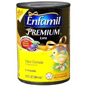Enfamil Premium Lipil Infant Formula Concentrated Liquid 26 Ounces