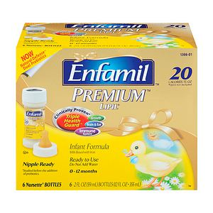 Enfamil Premium Lipil Milk-Based Infant Formula