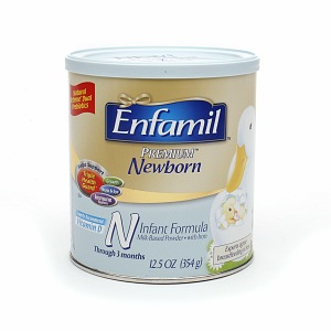 Enfamil Premium Newborn Infant Powder Formula