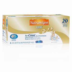 Enfamil Nutramigen Lipil for Colic (DHA & ARA) Bottle