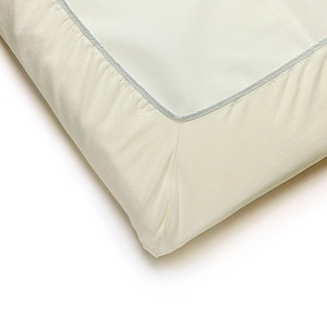 BABYBJORN Fitted Sheet for Travel Crib 1 ea