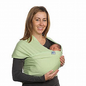 Moby Wrap Organic Baby Carrier