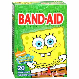 Band-Aid - Children's Adhesive Bandages