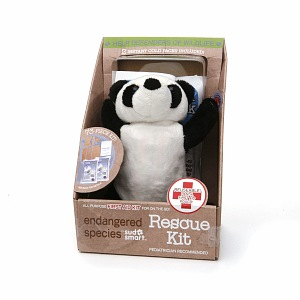 Endangered Species by Sud Smart Rescue Kit First Aid Set