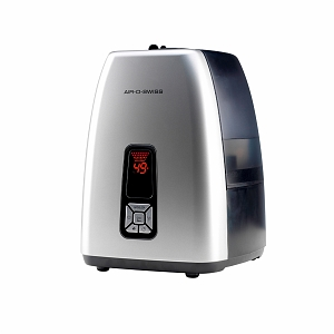 Air-O-Swiss 7144 Digial Warm & Cool Mist Ultrasonic Humidifier 1 Each