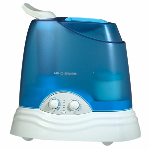 Air-O-Swiss 7133 Warm & Cool Mist Ultrasonic 1 ea