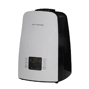 Air-O-Swiss Digital Warm & Cool Mist Ultrasonic Humidifier 1 Each