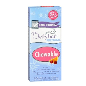 Bellybar Prenatal Chewable