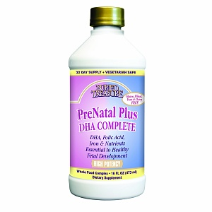 Buried Treasure PreNatal Plus DHA Complete 16 fl oz (473 ml)