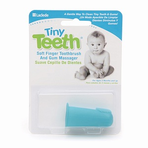 Tiny Teeth Soft Finger Toothbrush 1 ea