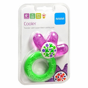 Mam Cooler Teether 4+ Months 1 Each