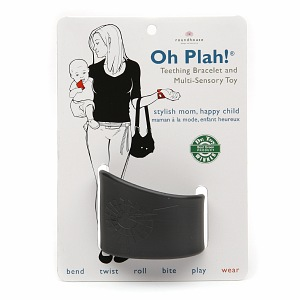 Oh Plah! Teething Bracelet & Multi Sensory Toy