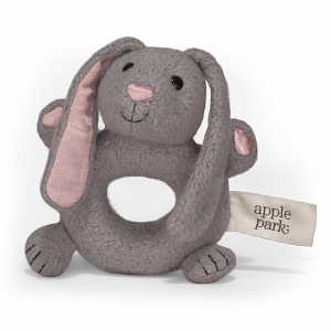 Apple Park Soft Teething Toy - Bunny 1 ea