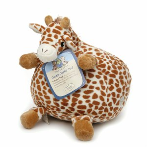 Cloud B Gentle Giraffe Pouf