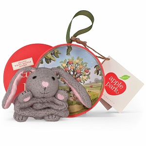 Apple Park Wrist Rattle - Bunny 1 ea