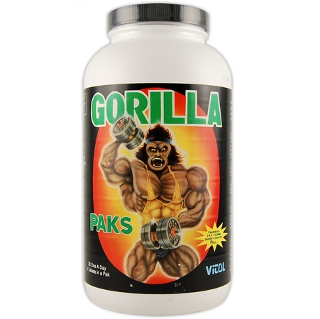 Gorilla Paks 30 pckts VITOL