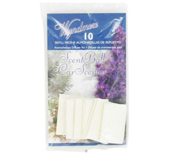 Aromatherapy Diffuser ScentBall/CarScenter Refill Pads