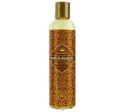 Bath & Body Oil Almond Blend