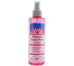 Flower Water Atomizer Plumeria