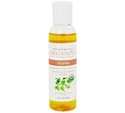 Certified Organic Skin Care Oil Jojoba