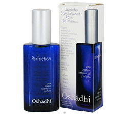 Perfection Pure Organic Essential Oil Perfume