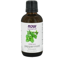 100% Pure & Natural Aromatherapeutic Peppermint Oil