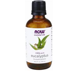 100% Pure & Natural Aromatherapeutic Eucalyptus Oil